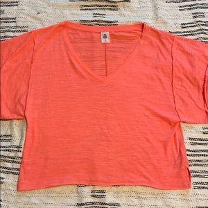 Free people oversized t shirt xs